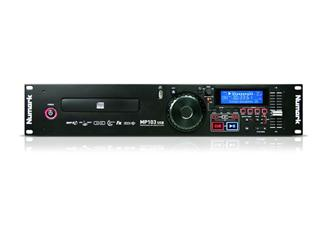 Numark MP103 USB, prof. USB und MP3 CD Player