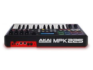 Akai MPK 225 Performance Keyboard Controller mit 25 Tasten