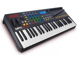Akai MPK249, Performance Keyboard Controller mit 49 Tasten