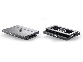 Manfrotto MSQ6PL TOP LOCK Schnellwechselplatte, Arca Swiss kompatibel