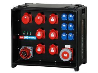 Merz Steckdosenverteiler EVENT 63A - SVE5-3 63/52-6/G/E