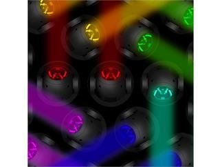 Ayrton MAGICDOT-R Beam 60W RGBW Osram LED