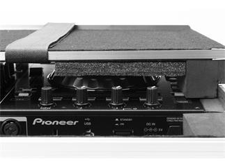 Magma DJ-CONTROLLER WORKSTATION DDJ-SR2/RR, Case für Pioneer DDJ-SR2 oder DDJ-RR
