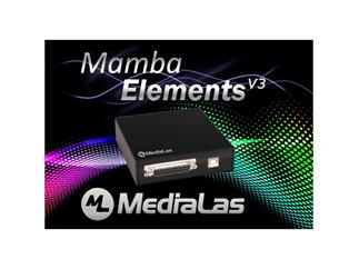 MediaLas Laser Software Mamba Elements V3 + USB Interface