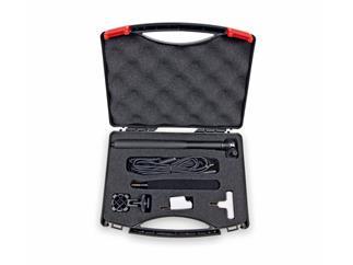 MicW iShotgun Kit - Mini-Richtmikrofon für mobile Geräte, mit umfangreichen Zubehör
