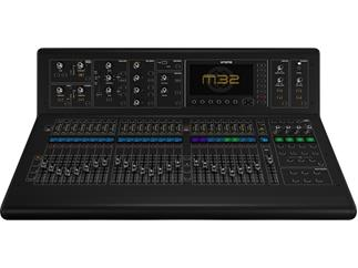 Midas M32 Digitalmischpult with 40 Input, 32 Microphone Preamplifiers and 25 Mix Buses