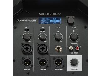 AUDIOPHONY Mojo1200Line