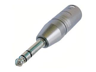Neutrik Adapter-XLR 3-pol.maennlich auf Klinkenstecker