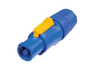Neutrik Powercon Connector Input (Blue) NAC3FCA