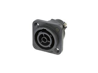 Neutrik NAC3FPX-ST-TOP powerCON True1 Einbausteckverbinder outlet connector