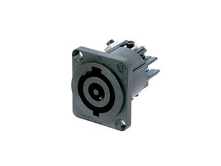PowerCon® 32 Amp Einbaubuchse