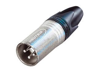 Neutrik NC3MXX-HA XLR Kabelstecker XX Serie mit Crimp-Anschlüssen