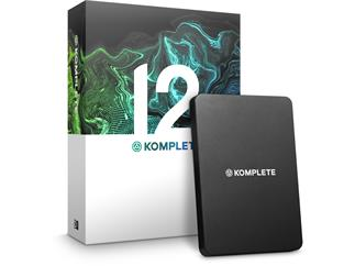 Native Instruments KOMPLETE 12 Vollversion