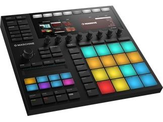 Native Instruments Maschine MK3 schwarz