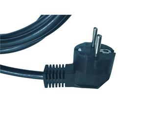 NEUTRIK Powercon Kabel 3m - mit Knickschutz, 1,5qmm