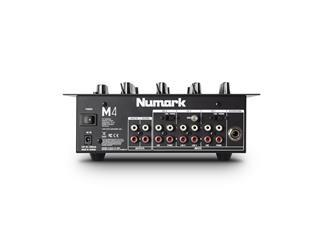 Numark M4 3-Kanal DJ-Mixer black