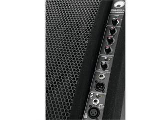 OMNITRONIC SM-215A Aktiv-Bühnenmonitor
