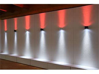 ape labs LED Double wall maxi white