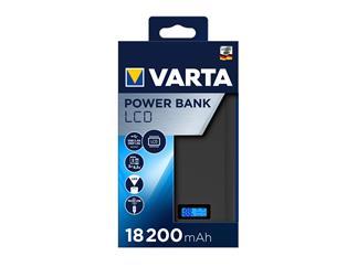 Varta LCD Powerbank 18200mAh