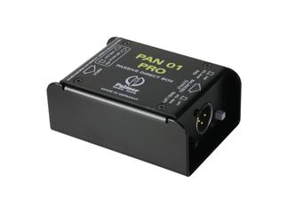 Palmer PAN01PRO - Professionelle DI-Box passiv