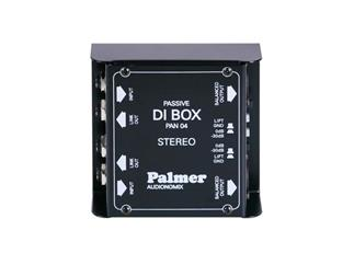Palmer PAN04 - DI-Box 2 Kanal passiv