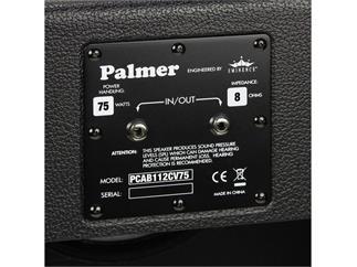 "Palmer MI Gitarrenbox 1 x 12"" Eminence CV-75 Model 8 Ohm"