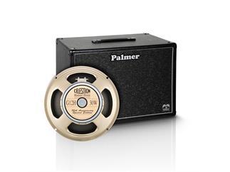 "Palmer MI Gitarrenbox 1 x 12"" Celestion G12H Anniversary Model 8 Ohm"