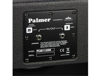 "Palmer MI Gitarrenbox 1 x 12"" Celestion G 12 M Greenback 8 Ohm"