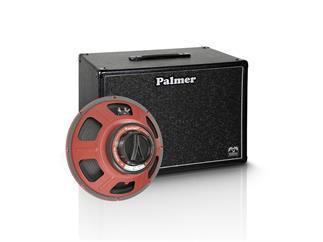"Palmer MI Gitarrenbox 1 x 12"" mit Eminence Reignmaker 8 Ohm"