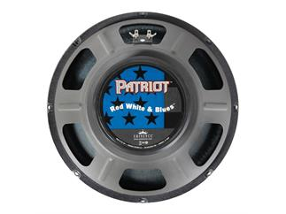 "Palmer MI Gitarrenbox 1 x 12"" mit Eminence Red White and Blues 8 Ohm"