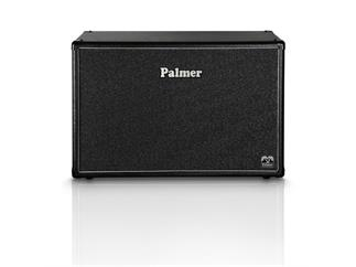 "Palmer MI Gitarrenbox 2 x 12"" mit Eminence Red White and Blues 4/8 Ohm Open Back"