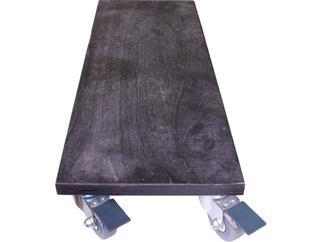 Rollbrett für Tower PC´s 20x50x1,5cm