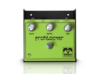 Palmer MI Root Effects - Frohlocker Bass Flanger