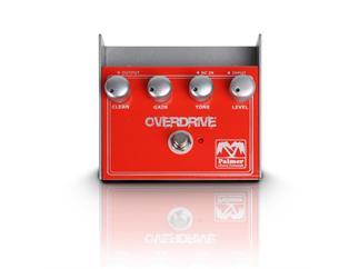 Palmer MI Overdrive - Verzerrer Effekt für Gitarre