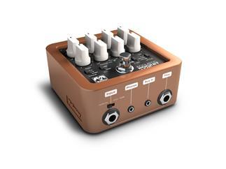 Palmer POCKET AMP ACOUSTIC - Portabler Preamp für Akustische Saiteninstrumente