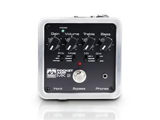 Palmer MI POCKET AMP MK 2 - Portabler Gitarren Preamp