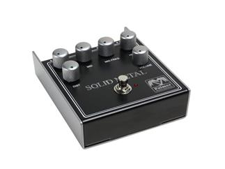 Palmer MI Root Effects - Solid Metal Distortion
