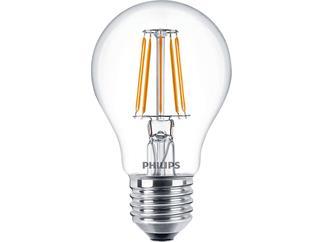 Philips Classic LEDbulb 4.3-40W E27 827 A60 CL Filament nicht dimmbar