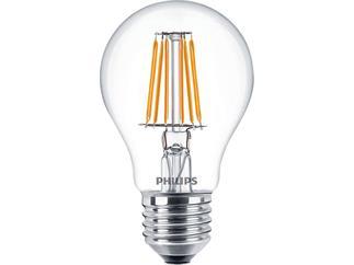 Philips Classic LEDbulb 7.5-60W E27 827 AGO CL Filament nicht dimmbar