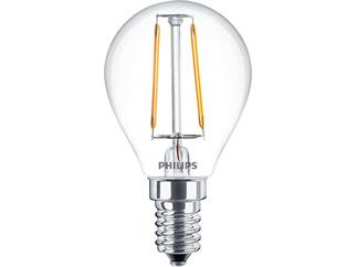Philips Classic LEDluster 2.3 25W E14 827 P45 CL Filament-LED nicht dimmbar