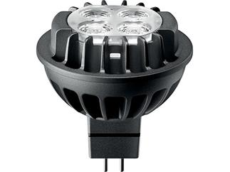Philips M LED Spot 7W-35W 827 GU53, 36°, warm,dimmbar, 12V, 380 Lumen, EEC: A