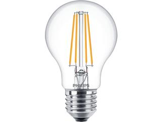 Philips Classic LEDbulb 7 -60W E27 WW A60 CL