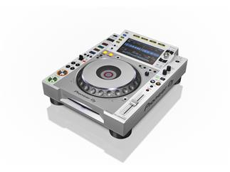 Pioneer Power-Pack 2x CDJ-2000NXS2-W + DJM-900NXS2-W SET WEIß