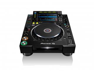 Pioneer CDJ-2000NXS2 - Digitales Profi-DJ-Deck mit HiRes-Audio CD/MP3 Player schwarz