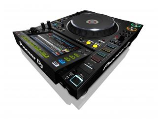 Pioneer Power-Pack 2x CDJ-2000 NXS2 + DJM-900 NXS2 SET