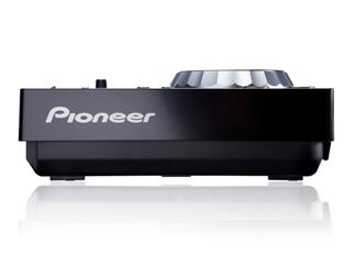Pioneer CDJ-350, Tabletop Single CD/MP3-Player schwarz