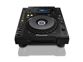 Pioneer CDJ-900 Nexus Prof. Single CD Player