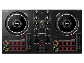 Pioneer DDJ-200 - Smarter DJ-Controller