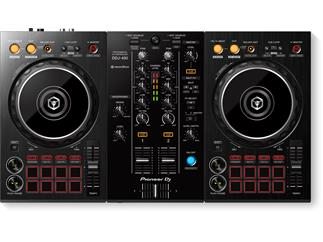 Pioneer DDJ-400 - 2-Kanal-DJ-Controller für rekordbox dj