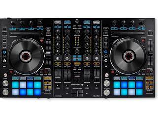 Pioneer DDJ RX 4-Kanal-Controller für rekordbox dj mit Performance-Pads